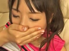 Cheerleader Tsubomi Shows Off Her Splits As She S Fucked Upornia Com