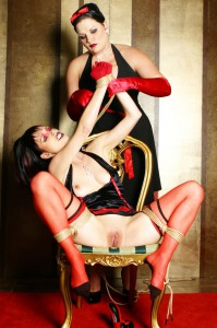 satan lesbian dolls have fun